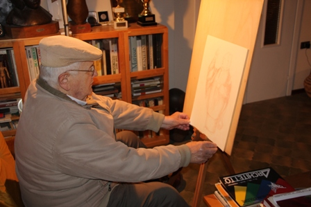 Sistemazione campetto dell'Oratorio e un'opera artistica su Don Orfeo: due importanti iniziative a Massa Lombarda